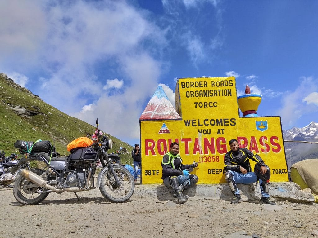 permit for rohtang pass