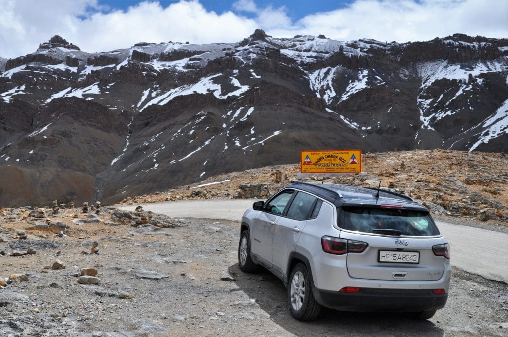 Best time to visit Ladakh on car