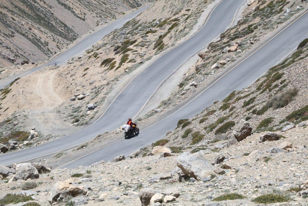 Best time to visit Ladakh on Bike